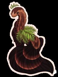 Kahala Sticker