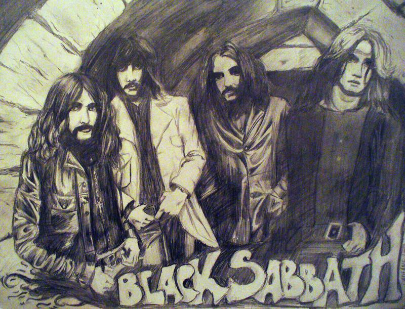 Black Sabbath by SisterofADown