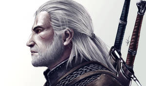 Geralt of Rivia (digital)