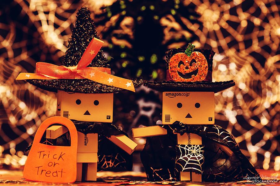 Happy Halloween! by Gallynette