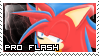 Pro Flash Stamp by Flash--the--Hedgehog