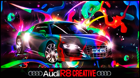 Audi-R8 by aikican