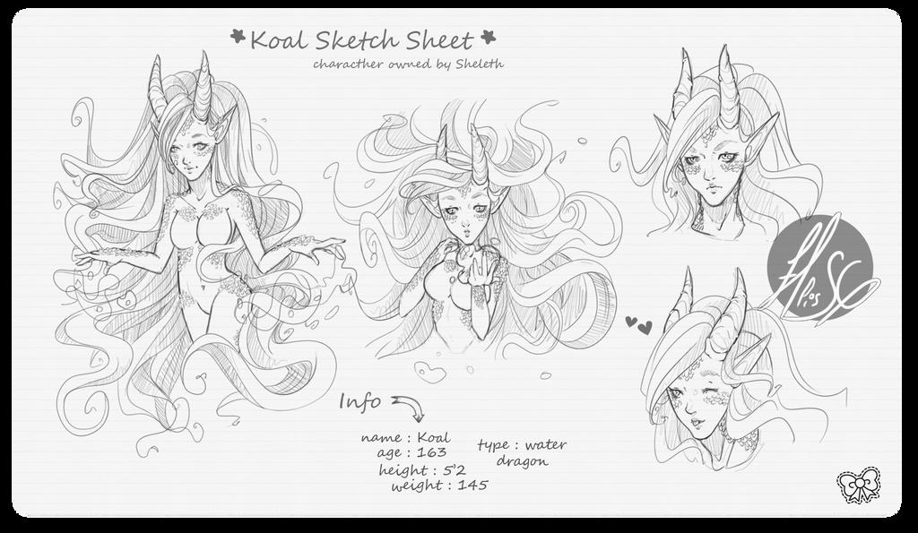 Koal Sketch Page |COM| by EllisSG