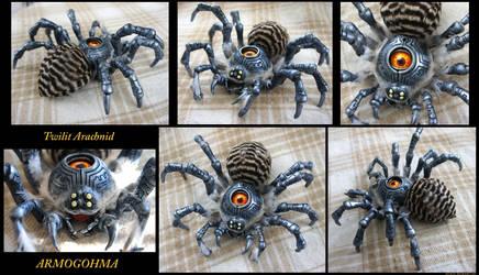 Twilit Arachnid by Escaron