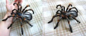 RE3 - Nemesis: Giant Spider by Escaron
