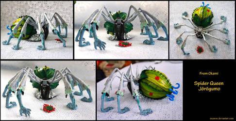 The Spider Queen by Escaron