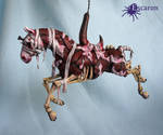 Silent (Hill) Carousel - Sculpture