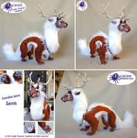 Serph - Art Doll by Escaron