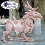 WIP2 - WoW Cenarion War Hippogryph - Sculpture