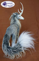 Storm - Posable Art Doll (SOLD) by Escaron
