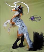 The Uniqorn - Art Doll by Escaron