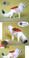 Ammy - Art Doll by Escaron