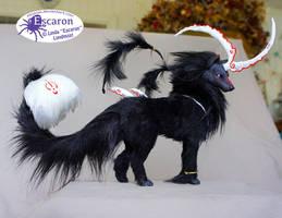Umbra - Art Doll by Escaron