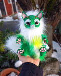 Luck Dragon Pup - Artdoll (FOR SALE)