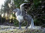 Buckbeak -  Artdoll (sold)
