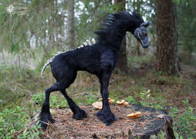 The Nightmare -Artdoll (Reserved) by Escaron