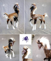 Spirit of Life and Death - Artdoll (SOLD)
