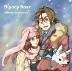 Bloody Roar - Merry Christmas (recolored)