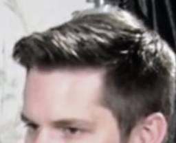 jay baumans forehead by The-Daily-Maff
