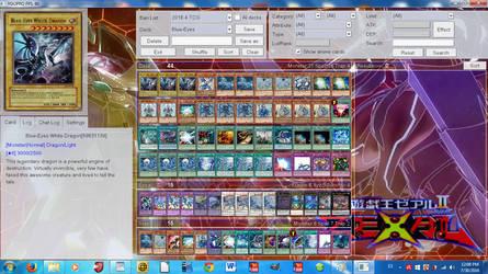 Yu-Gi-Oh! Archetype Profile Deck: Blue-Eyes by DragonHero15