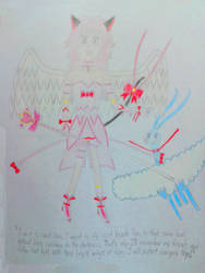 Mew Ichigo Angel Love Mode by DragonHero15