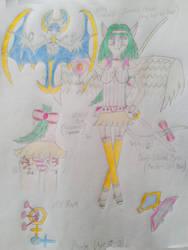 Phoebe Sparkle Muto(u) by DragonHero15