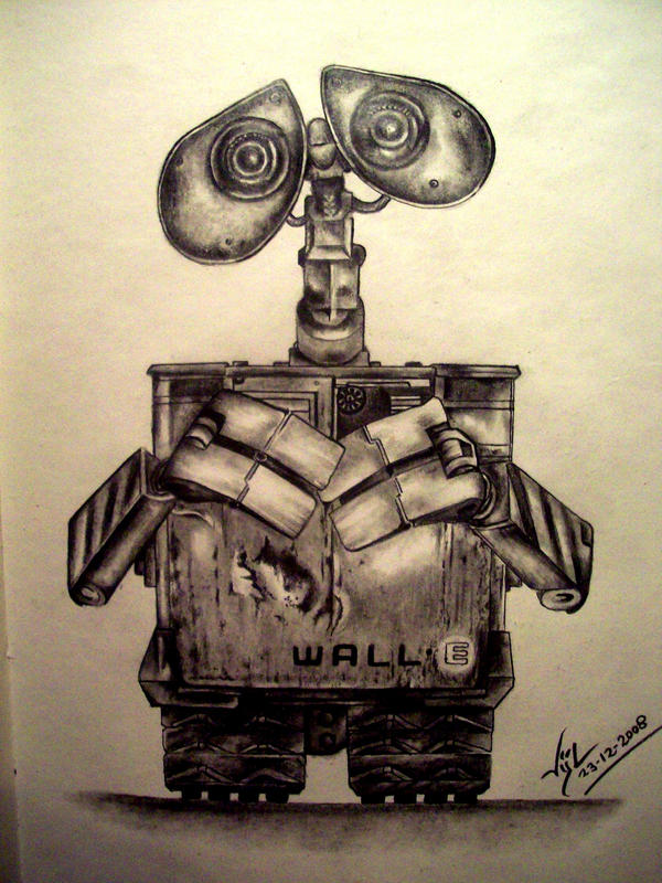 Wall E by boy140495