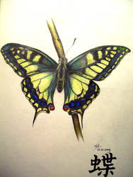 Butterfly two by boy140495