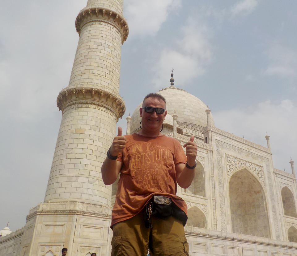 taj mahal india july 2014 by boy140495 on deviantart