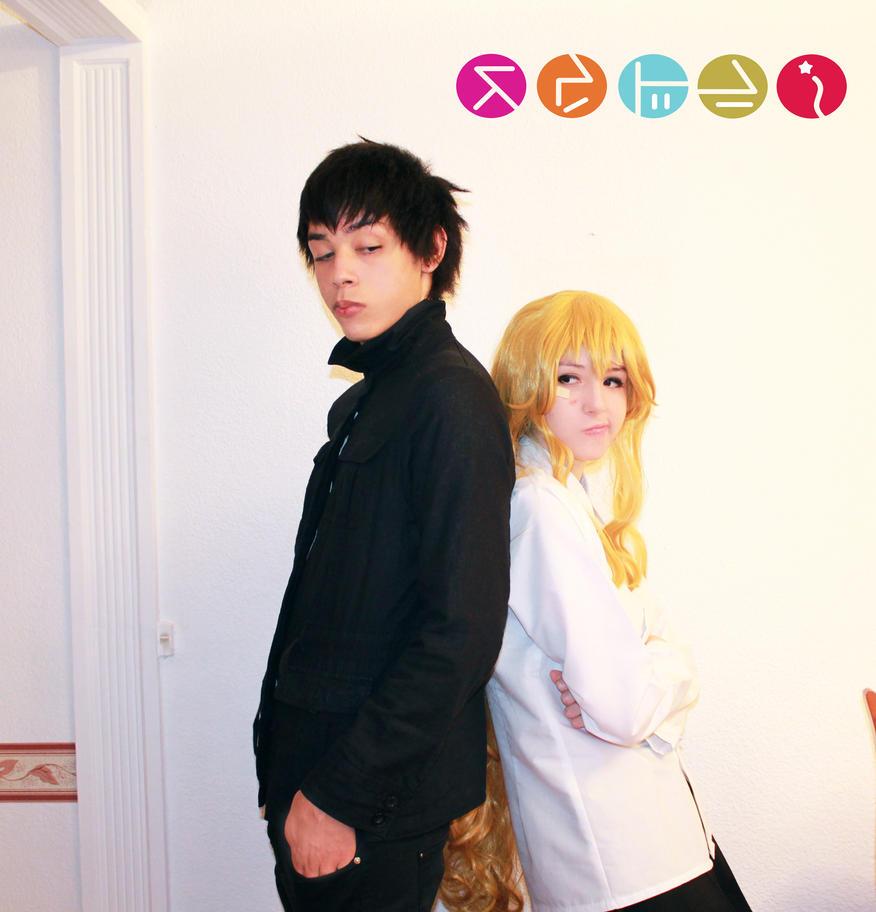 -Ryuuji and Taiga- Toradora! by Nami-Ayashi on DeviantArt