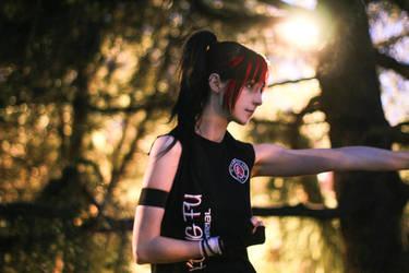 -Kung fu- We don't need force, just skills. by Nami-Ayashi