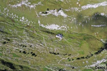Cabane des Marindes