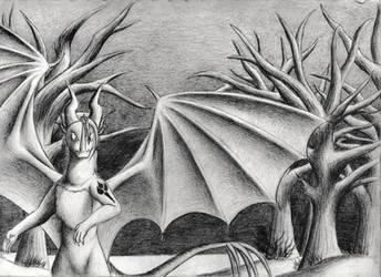 Presence of Darkness by TheGreatVescryll