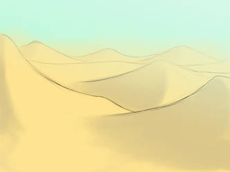 Desert by TheGreatVescryll