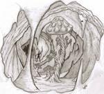 Cavern of the Mushroom Tree