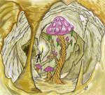 Color Version Mushroomtree