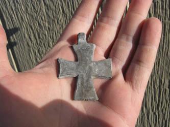 Crusader Cross Replica by vonmeer