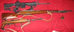 Gun Sizes WWII to Today