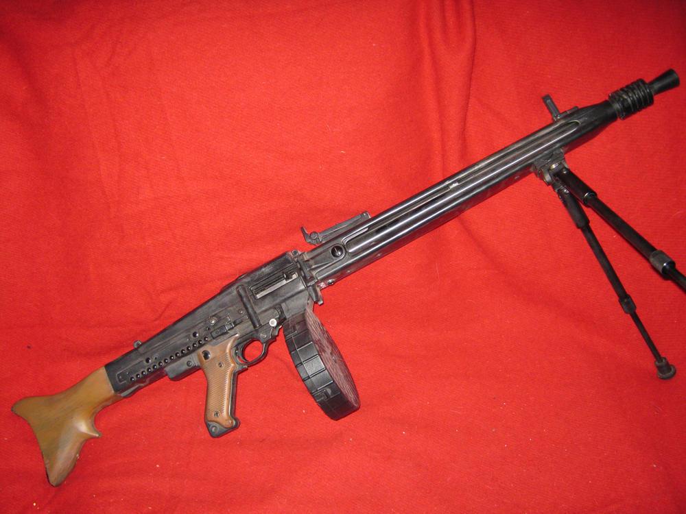 22 caliber machine gun