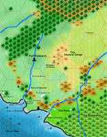 The Far Marches (Delux map) by vonmeer