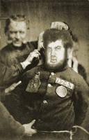 Explorer circa 1900, brought into Arkham Asylum by vonmeer