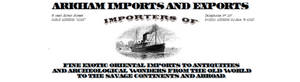 Arkham Imports And Exports Letterhead (Paper Prop)