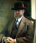 Pompous Patriarchal Parody Portrait IV