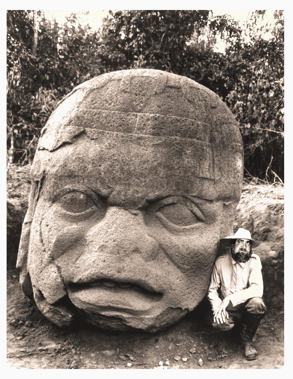 Great Explorer VIII (Giant head)