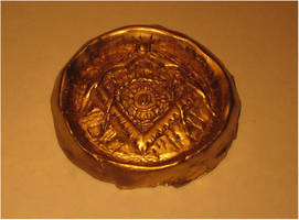 Innsmouth Gold Ingot by vonmeer