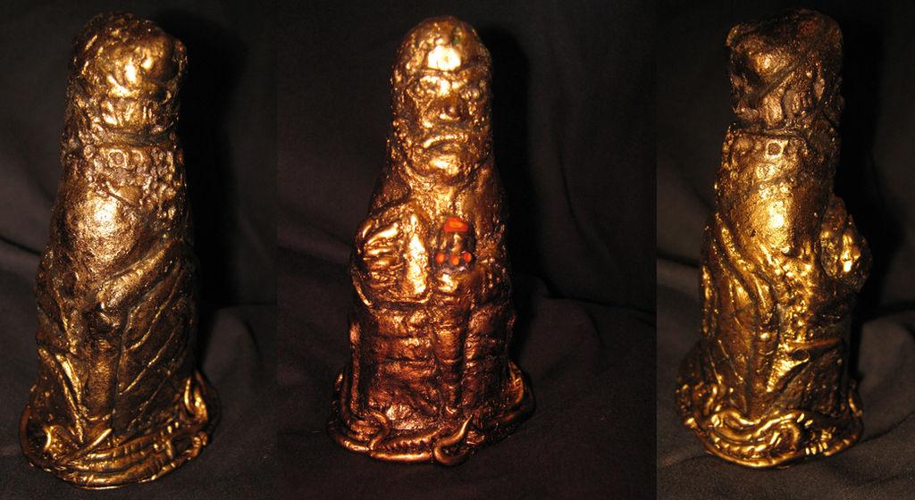 The Al Hazred Bronze by vonmeer