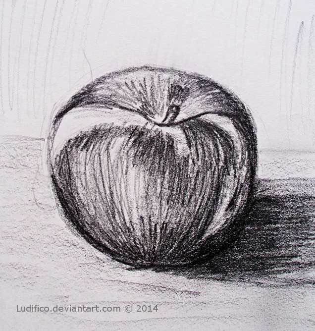 An Apple A Day... by Ludifico