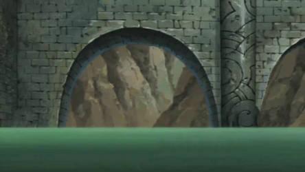 Valle de la Muerte Naruto Shippuden