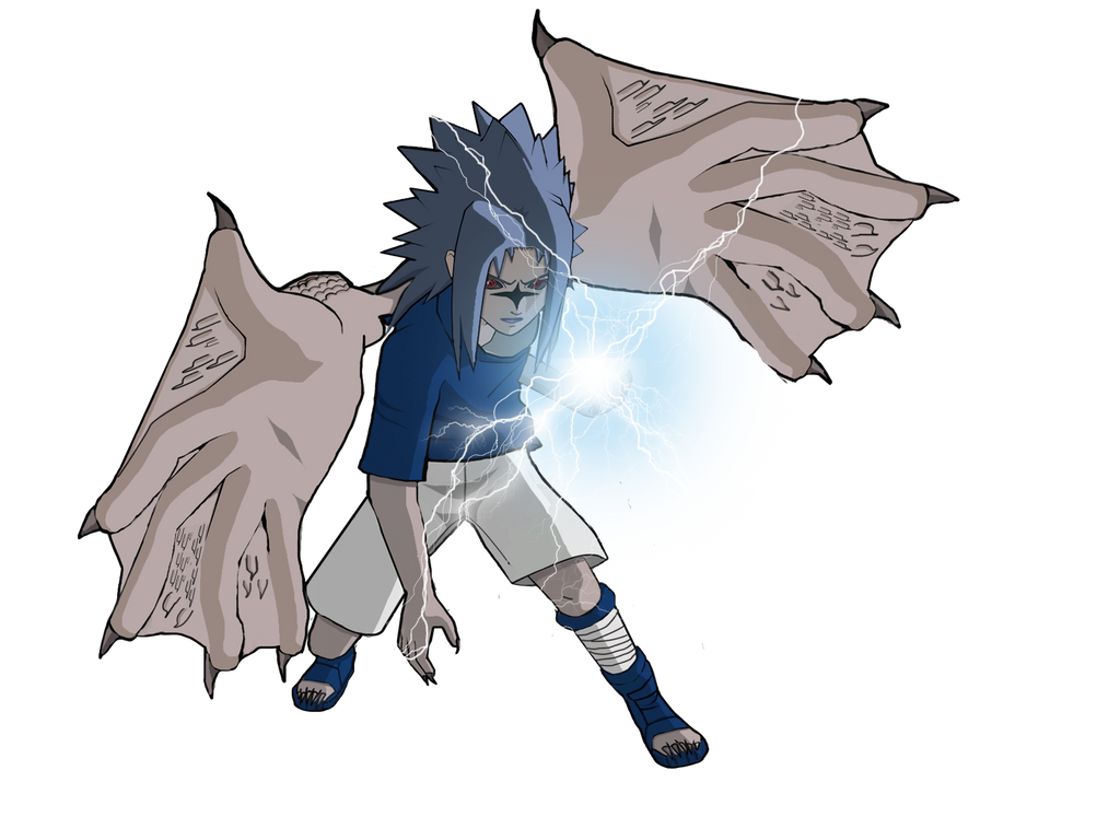 Sasuke Curse Seal 2 By Lwisf3rxd Picture to Pin on ...