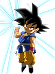 Goku Dragon Ball GT